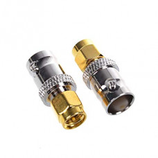 Adapter BNC Female to SMA Male