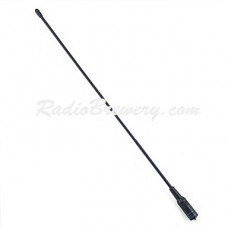 RH771 UHF/VHF High-Gain Antenna for Handheld Radios To Strengthen Signal - BNC-M Interface