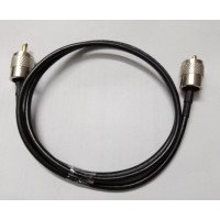Patch Cable PL259 to PL259 (1 meter)