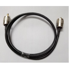PL259 to PL259 Patch Cable