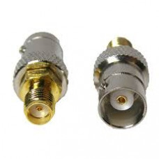 Adapter BNC Female to SMA Female