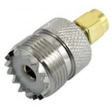 Adapter SO239 to SMA Male