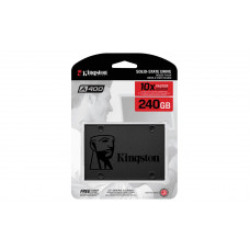 "Kingston A400 SATA SSD 240GB  (in 2.5"" Form Factors)  ++FREE SHIPPING++"