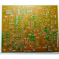 BIRDI Reciever PCB