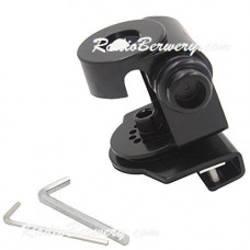 Metal RB-400 Black Car Antenna Mount Holder for Mobile Radios