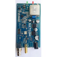Satcom QO-100 Up Converter by VU3OBR